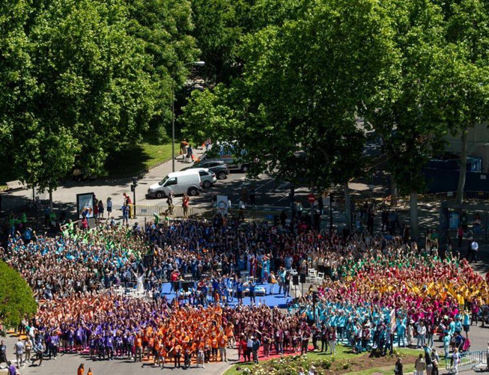 2500 personas, 18 Causas y la fiesta de la  sostenibilidad, la crónica de la última hazaña de Los18.org