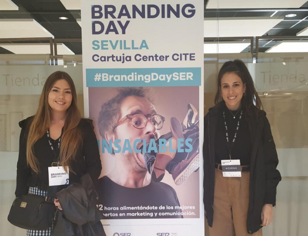 Todo lo que aprendimos en el Branding Day Sevilla