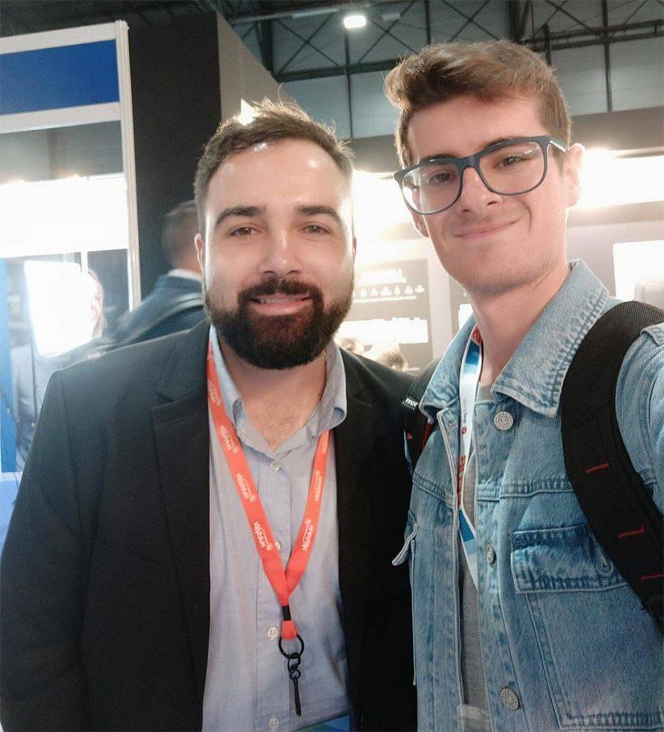 HubSpot estuvo presente en el eShow Madrid.
